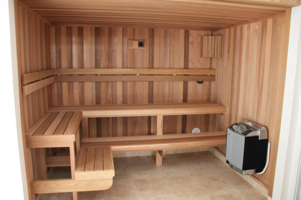 Deporteous Sauna