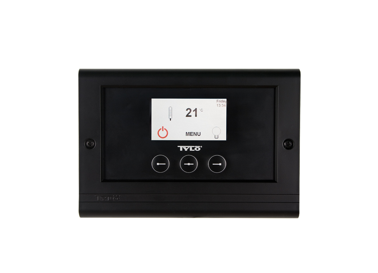 CC300 Control Panel - Sauna & Steam SA